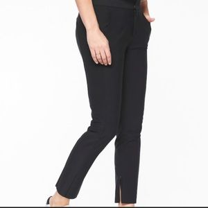 NWT Athleta Black Stellar Trouser Size 6